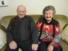 Nel en Grard uit Someren zijn 60 jaar getrouwd: Het is m'n beste knecht