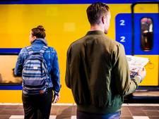 Geen treinen tussen Sloterdijk en Schiphol door ongeval