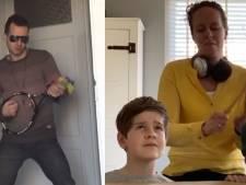 Roosendaalse leerkrachten creatief met de videocamera