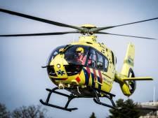Man overleden na bedrijfsongeval in Schijndel