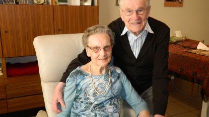 'Meester Donckers' 70 jaar getrouwd