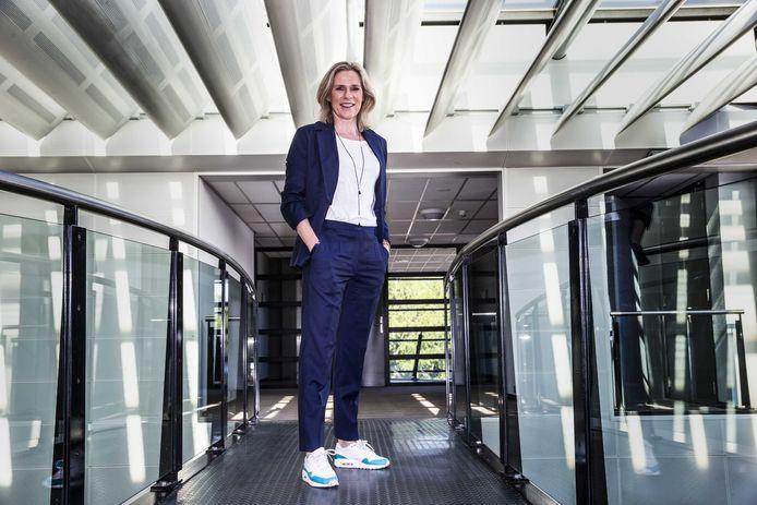 Jolanda Jansen, directeur van Ahoy Rotterdam.