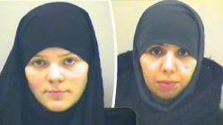 Ruilhandel met gevangen IS'ers en deze vrouwen staan op de eerste rij
