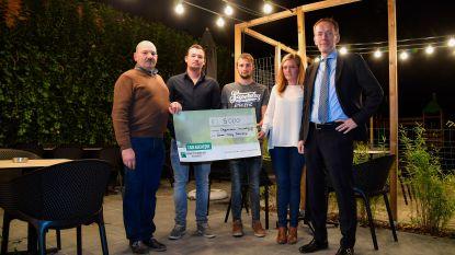 Familie Sybille Baeck-Everaert schenkt 5000 euro aan onderzoek naar jongdementie