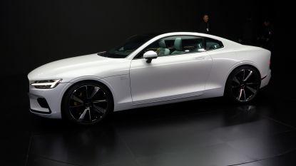 Dochterbedrijf Volvo komt naar Antwerpen met  elektrische sportwagens