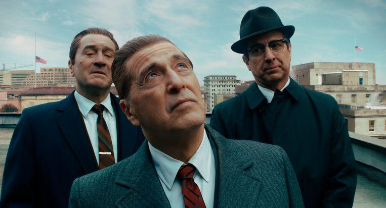 'The Irishman' is de grote verliezer van de Oscars.
