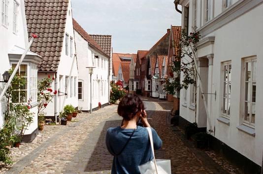 Het pittorske Deense dorpje valt bij veel mensen in de smaak.