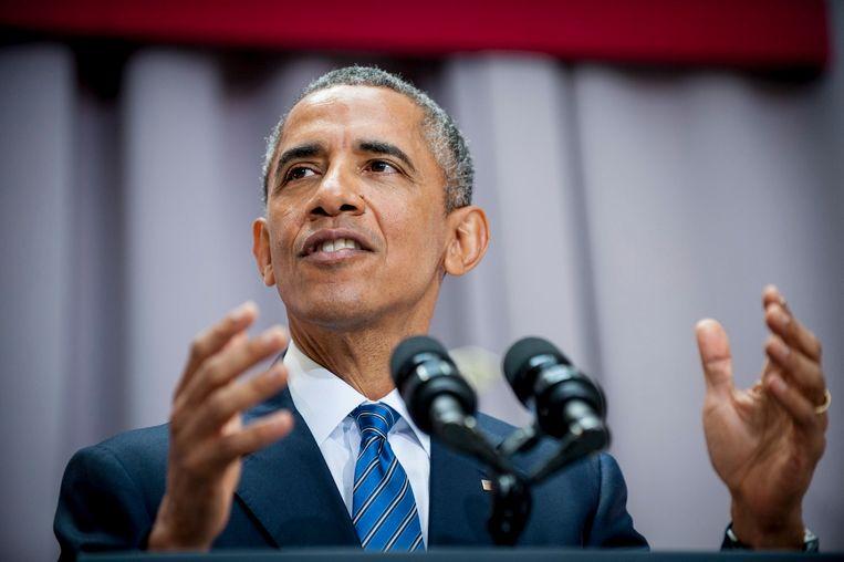 Het huidige START-kernwapenverdrag, New START genaamd, trad op 5 februari 2011 in werking, nog onder president Obama.