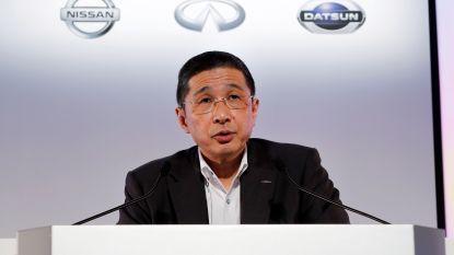 Topman Nissan stapt op nadat hij 760.000 euro te veel krijgt
