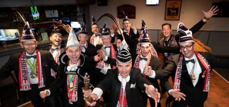 Bier drinken mag tijdens stage bij CV De Plekkers in Asten