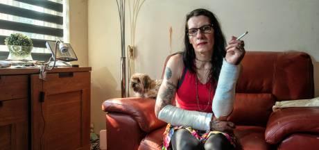 Een leven lang drugs wordt Siouxie snel fataal: 'Ik heb een rotleven gehad'