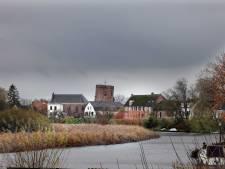 Denkend aan Holland vaart over Linge en Korne