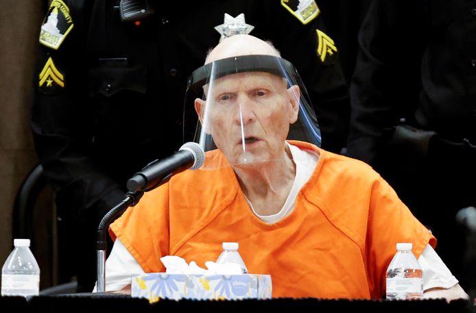 Joseph DeAngelo, de 'Golden State killer'.