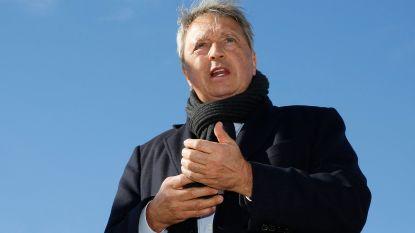 Onze Chef Voetbal doet wat Coucke vertikt: Van Holsbeeck uitzwaaien