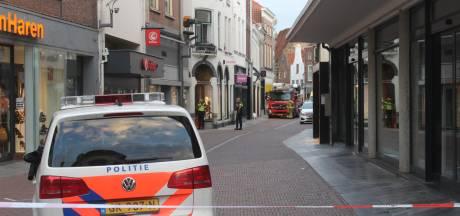 Binnenstad Zutphen deels afgesloten vanwege verward persoon