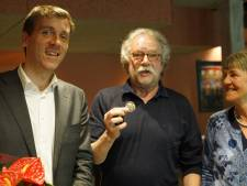 Hoge Franse onderscheiding voor Vordenaar Marcel Bugter tijdens lezing Alliance Française Zutphen