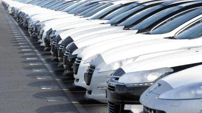 Europese autofabrikanten verwachten daling van autoverkoop