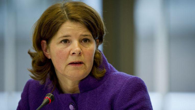 Minister Marja van Bijsterveldt. © ANP Beeld