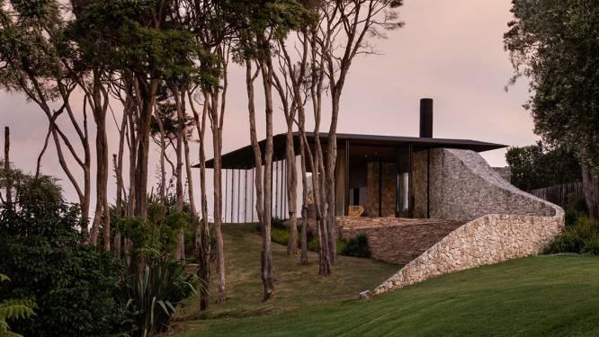 Pas na 31 versies op papier kon dit huis eindelijk gebouwd worden