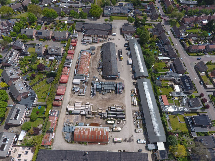 Vijftig Huizen Op Plek Adriaans In Stiphout Helmond Adnl