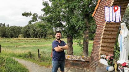 """De warmste vakantieplek van Vlaanderen, met HLN-journalist Bart Kerckhoven: """"Wie van buiten Halle komt en de Weg-om stapt, wordt ook een beetje Hallenaar"""""""