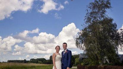Ook in Nederland dodelijk ongeluk met sportvliegtuigje, bruidspaar ziet vliegtuigen neerstorten vlak na bijzondere foto