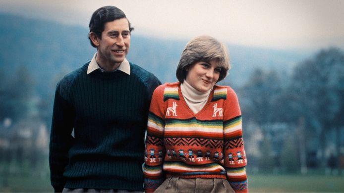 Prins Charles, Lady Diana