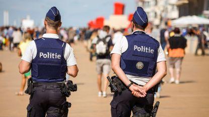 """Politie krijgt te maken met verbaal en fysiek geweld: """"Enkel en alleen omdat we mensen vragen om mondmasker te dragen"""""""