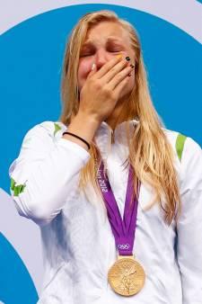 Olympisch kampioene Meilutyte (22) beëindigt zwemcarrière