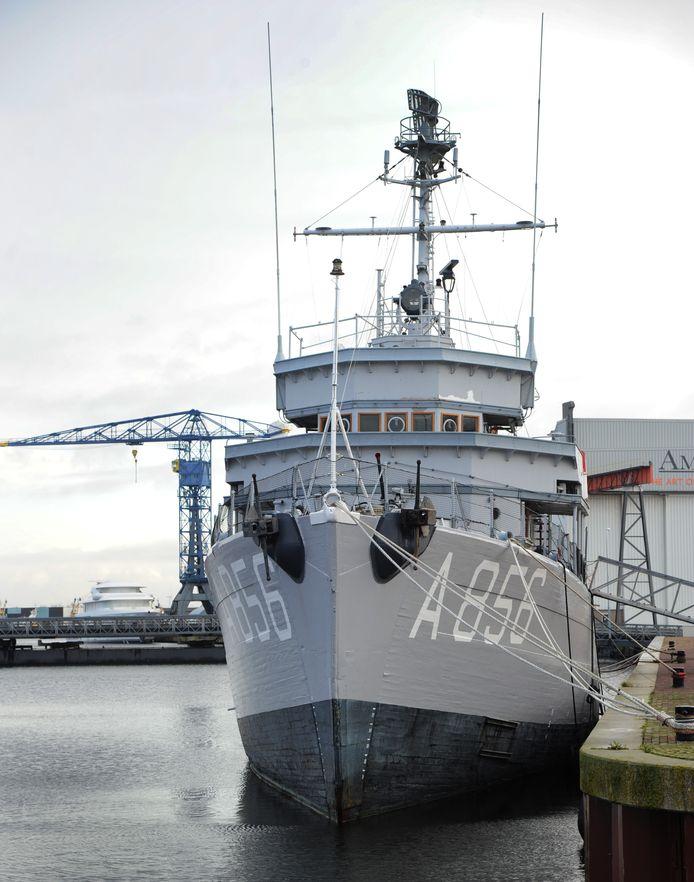 Torpedowerkschip Mercuur