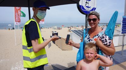 12.200 mensen hebben zich al aangemeld om komende dagen op één van de drukste stranden te zitten in Oostende