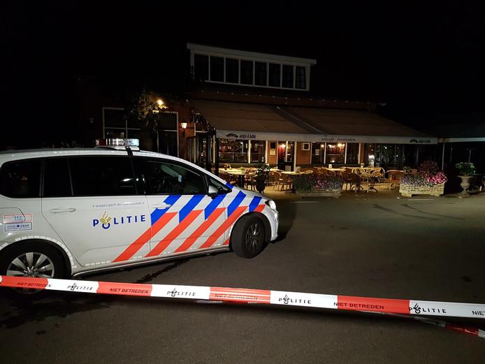 Vier gewonden bij steekpartij in Reutum.