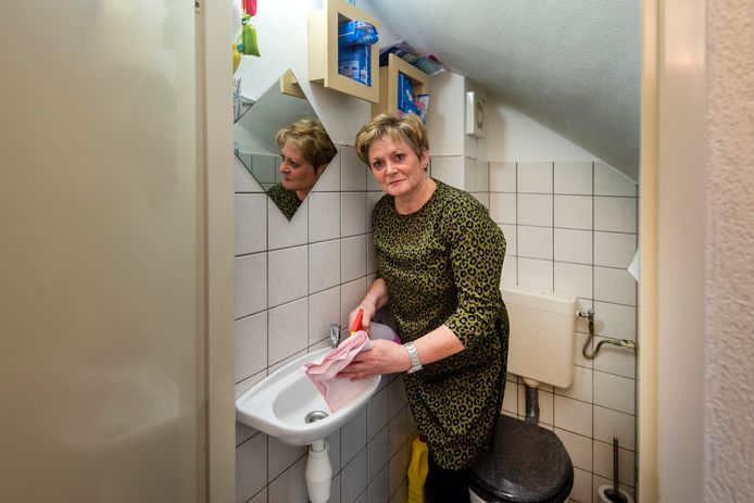 Evelyn Kolkman is uitgeroepen tot de beste leidinggevende in de schoonmaakbranche.