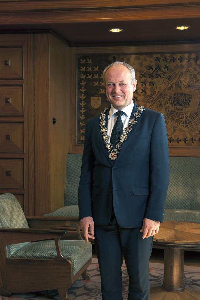 Burgemeester Leiden Verliest Voor De Tweede Keer Zijn