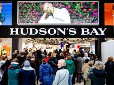 Hudson's Bay sluit deuren in Nederland, 1400 medewerkers op straat