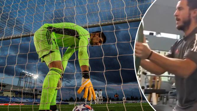 Nieuw mysterie rond blessure Eden Hazard en puinhoop op het veld: crisis bij Real Madrid
