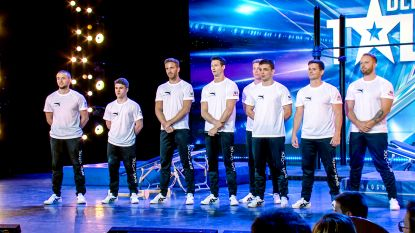"""Bar-Code over hun plaatsje in de finale van 'Belgium's Got Talent': """"Onze madammen trekken zich weinig aan van al die vrouwelijke aandacht"""""""