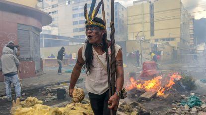 Inheemse beweging Ecuador toch bereid om te praten met president