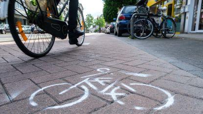 """Stad Antwerpen legt versneld 19 km fietsstraten aan: """"Om social distancing voor fietsers te vergemakkelijken"""""""