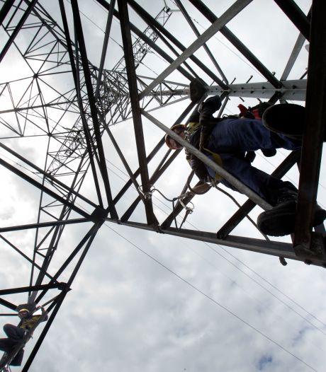 Provincie draagt 2,4 miljoen euro bij aan ondergronds brengen Veenendaalse stroomkabels