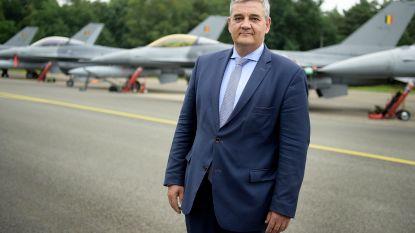 Audits die duidelijkheid moeten scheppen in dossier vervanging F-16's morgen voorgesteld