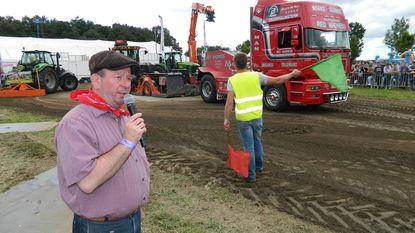 Tractorpulling zorgt voor 'echte' Oogstfeesten