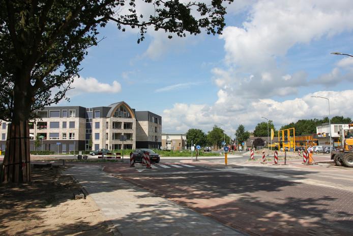De vernieuwde Rijksweg in Duiven.