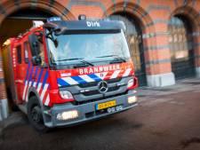 Zwembad de Dol-fijn in Maassluis ontruimd vanwege brandje in buitengebied