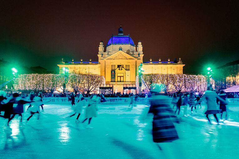 Ice park