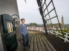 Rhenense molen krijgt na de zomer een nieuwe stelling