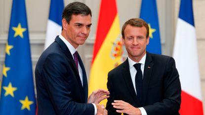 Frankrijk en Spanje breken lans voor gesloten vluchtelingencentra in Europa