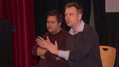 Video: Ruben en Filip brengen eind november de Tiense thriller De Vondeling uit