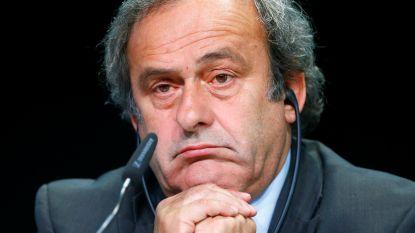 """Platini over WK 1998: """"Er zijn trucjes uitgehaald zodat Frankrijk en Brazilië elkaar niet konden treffen voor de finale"""""""