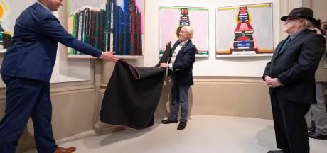 Jacques Frenken (90) exposeert bij MPV Gallery in Den Bosch